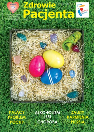 Wydanie kwartalnika Zdrowie Pacjenta wiosna 2017 roku