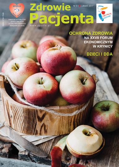 Wydanie kwartalnika Zdrowie Pacjenta jesień 2017 roku
