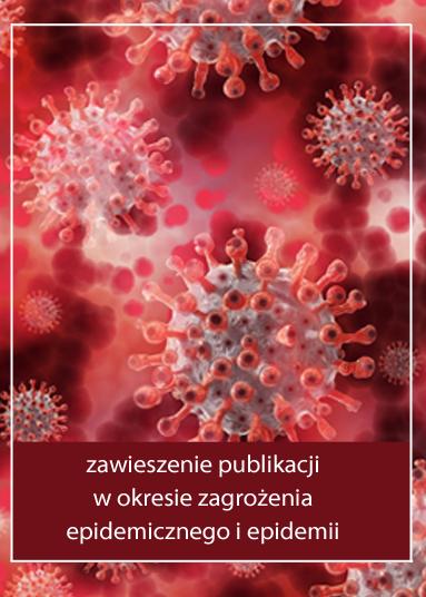 Publikacja wydania kwartalnika Zdrowie Pacjenta jesień 2020 roku