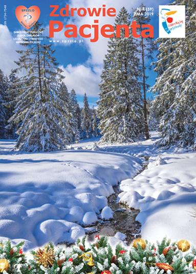 Wydanie kwartalnika Zdrowie Pacjenta zima 2019 roku